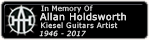 In Memory of Allan Holdsworth, Kiesel Guitars Artist